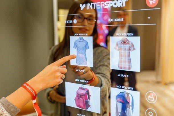 Intersport – Sveitsisk sport retail -verdens største gjennom relevant omni-kanal utvikling.